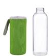 SMOOTHIE üveg zöld 500ml