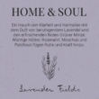 HOME&SOUL szobaillatosító Levendula 100ml