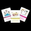 Boldogító erősségek fejlesztő kártyajáték