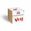Peter Pepper chili paprika növényem fa kockában