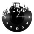 Traktoros bakelit falióra