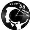 Bakelit óra 50 felett férfi