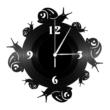 Bakelit óra - csigák