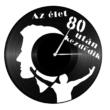 Bakelit óra - 80 felett férfi