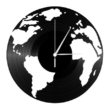 Bakelit falióra - Föld
