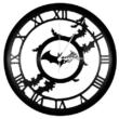 Bakelit falióra -Denevérek