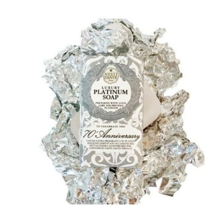 Nesti Dante Platinum luxus natúrszappan - 250 gr