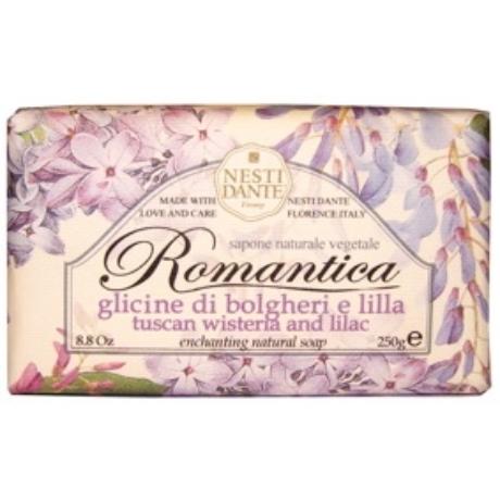 Nesti Dante Romantica - Lila akác - orgona natúrszappan - 250 gr