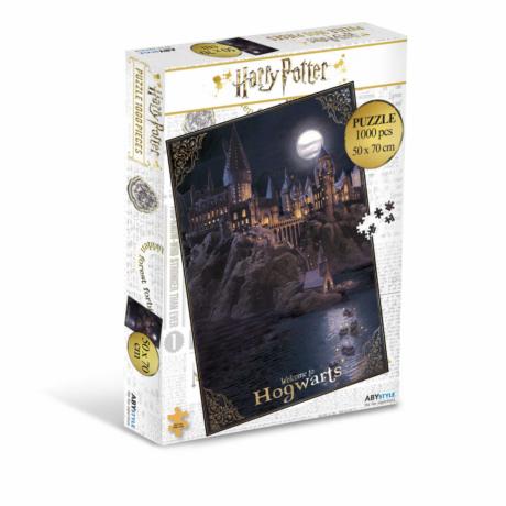 "Harry Potter puzzle 1000 db-os ""Roxfort"""