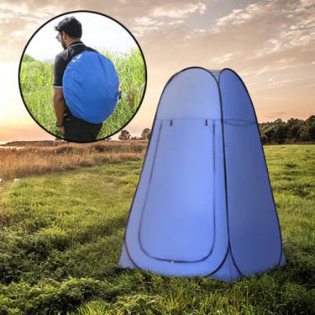 Átöltöző sátor