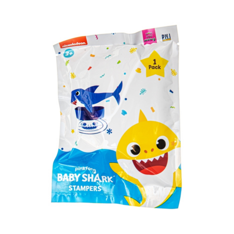 Baby Shark nyomda 1 db-os, tasakban (12 féle)