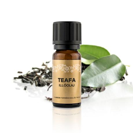 Teafa illóolaj, 10 ml.