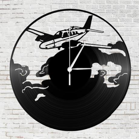 Bakelit óra - Repülő