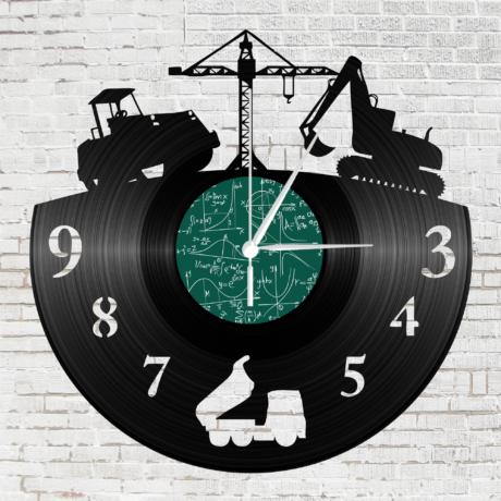 Bakelit óra - Munkagép
