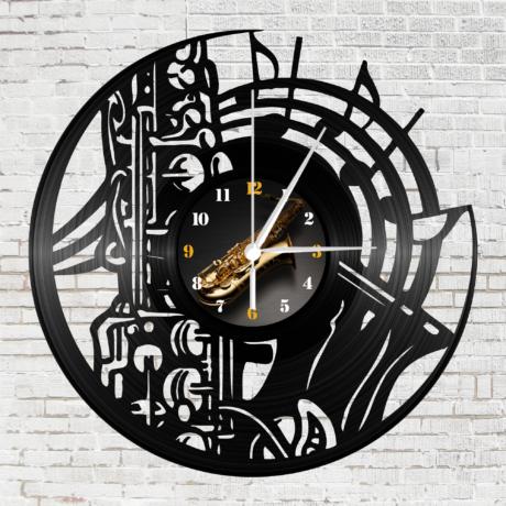Bakelit óra - Saxofon