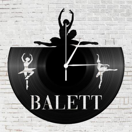 Bakelit falióra - Balett