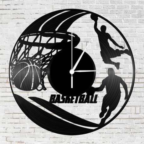 Bakelit falióra - Basketball