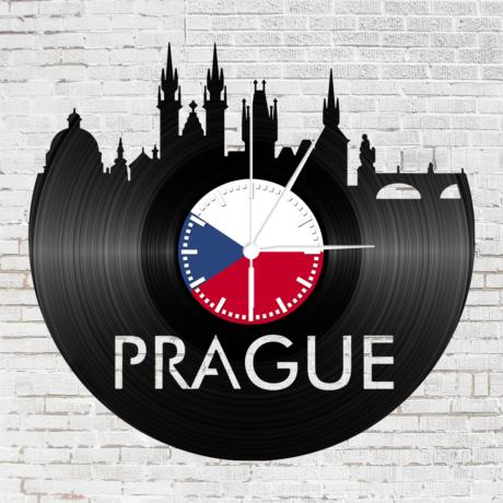 Bakelit falióra - Praga