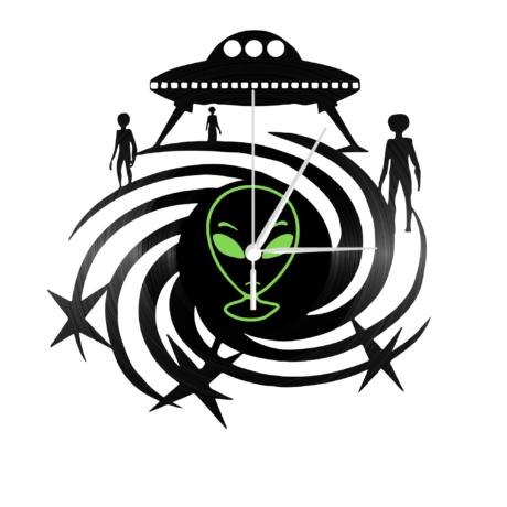 Bakelit falióra - UFO